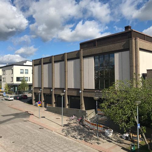 Valtuustotalo, Espoon kaupunki
